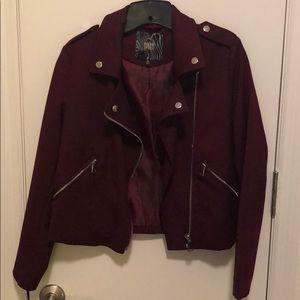 Jackets & Blazers - Moto Jacket. Never worn!